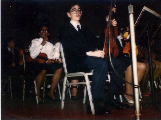Concertmaster at 12